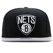 Mitchell & Ness NBA Brooklyn Nets Underbill Snapback Cap