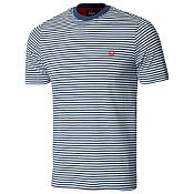 Fred Perry Stripe T-Shirt Junior