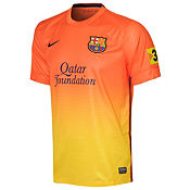 Nike Barcelona Away Shirt 2012/12