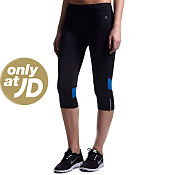 Pure Simple Sport Motivator Capri Pants