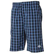Umbro England Check Shorts
