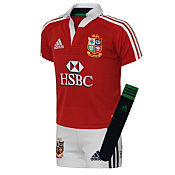 adidas British and Irish Lions 2013 Childrens Kit