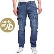 Eto Front Pocket Jeans