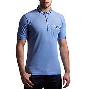 Fred Perry Madras Tip Polo Shirt
