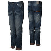 Bench Chelwood Arc Leg Jeans Junior