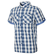 Bench Gambleside Short Sleeve Check Shirt Junior