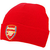 Official Team Arsenal Knitted Beanie