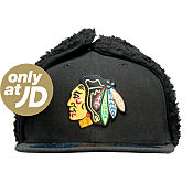 New Era NHL Chicago Blackhawks 59FIFTY Dog Ear Cap