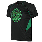 Official Team Celtic Training Shirt Childrens