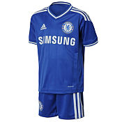 adidas Chelsea Home Kit 2013/14 Childrens