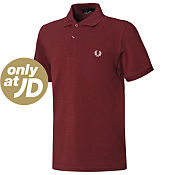 Fred Perry Placket Tipped Polo Shirt Junior