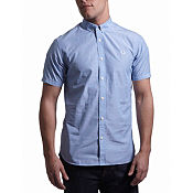 Fred Perry End On End Tipped Shirt
