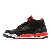 Jordan III Retro 'Bright Crimson' Junior