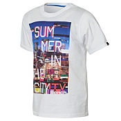 Bench Sum City T-Shirt Junior