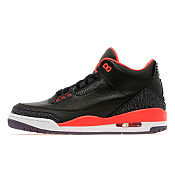 Jordan III Retro 'Bright Crimson'