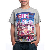 Bench Sum City T-Shirt Childrens