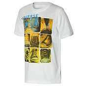 Converse Photo Print T-Shirt Junior