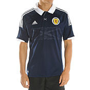 adidas Scotland Home Shirt 2012/13