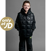 Nike Hooded Box Gilet Junior