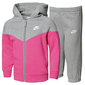 Nike Girls Corp Tracksuit Infants/Childrens