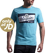Original Penguin Tape T-Shirt