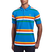 Lacoste Multi Stripe Polo Shirt
