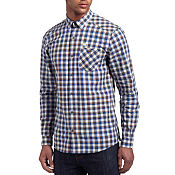 Lacoste Long Sleeve Small Check Shirt