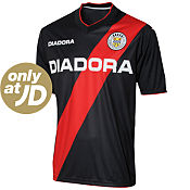 Diadora St Mirren Away Shirt 2012/13
