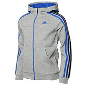 adidas Essentials Full Zip Hoody Junior