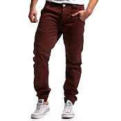 Eto Self Cuff Straight Leg Chino