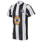 Score Draw Newcastle United 1996 Home Retro Shirt
