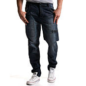 Eto Mid Wash Arc Fit Jeans