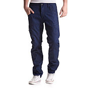 Eto Coated Slim Leg Jeans