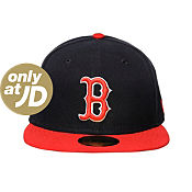 New Era MLB Boston Red Sox 59FIFTY Fitted Cap