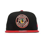 New Era NHL Chicago Blackhawks 9FIFTY Snapback Circle Cap