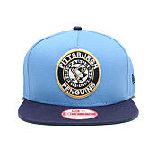New Era NHL Pittsburgh Penguins 9FIFTY Snapback Circle Cap