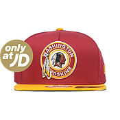 New Era NFL Washington Redskins 9FIFTY Snapback Circle Cap