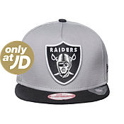New Era NFL Oakland Raiders A-Tone Snapback Cap