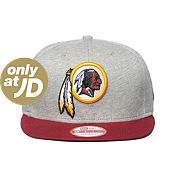 New Era NFL Washington Redskins Jersey Block Snapback Cap