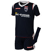 Diadora Ross County Home 2013/14 Childrens Kit