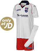 Diadora Ross County Away 2013/14 Childrens Kit