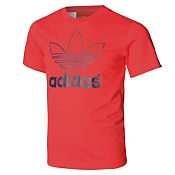 adidas Originals Trefoil T-Shirt Childrens