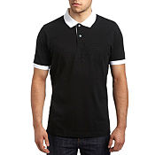Lacoste Block Logo Polo Shirt
