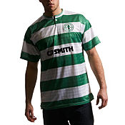 Score Draw Celtic Home Centenary Retro Shirt 1987/88