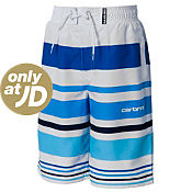 Carbrini Leaver Stripe Shorts Junior