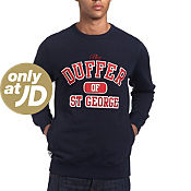 Duffer of St George New Standard Twill Sweatshirt
