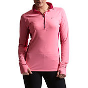 Nike Tech 1/2 Zip Long Sleeve Top