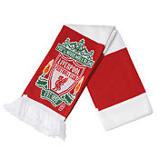 Official Team Liverpool Bar Scarf
