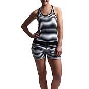 adidas Originals Stripe Playsuit