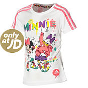 adidas Girls Minnie T-Shirt Childrens